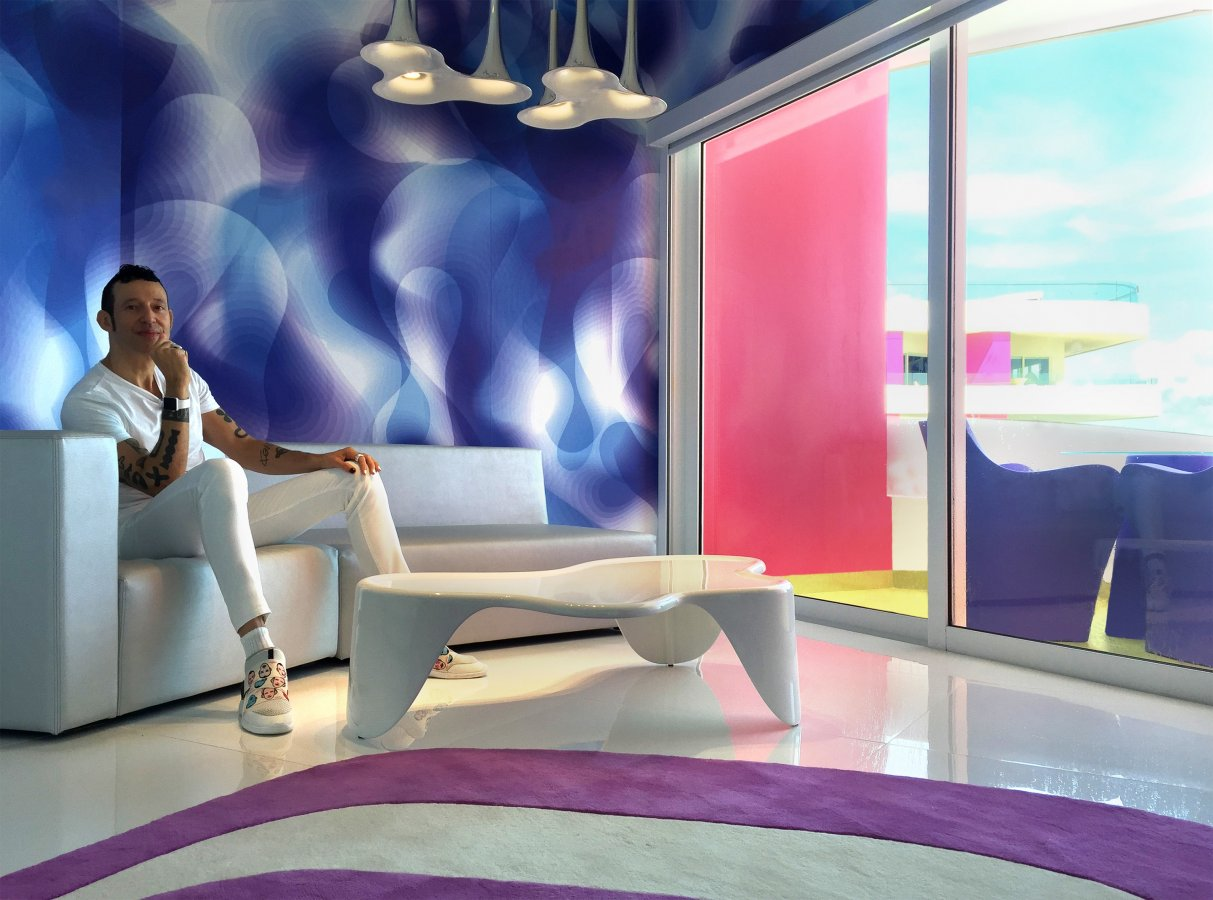 Progetto Nafir Temptation Cancun Resort Cancun Mexico Axolight