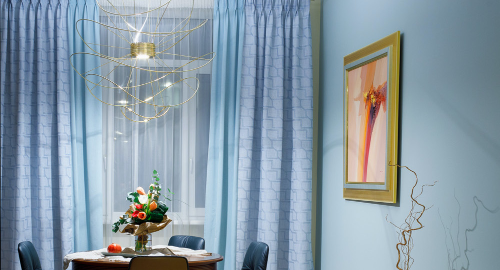 illuminazione del soggiorno