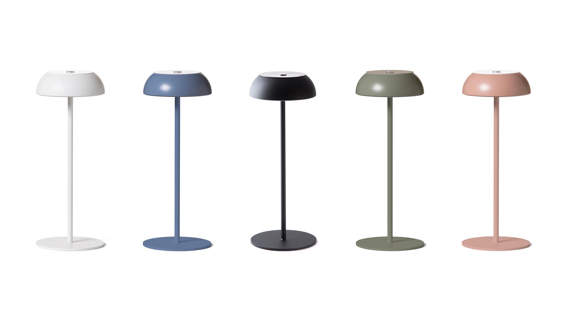 lampade colorate
