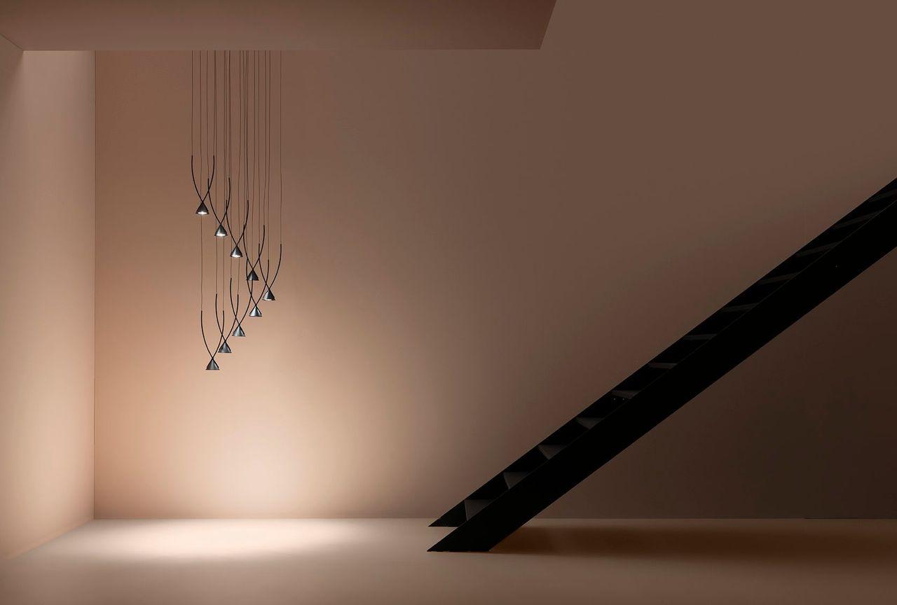 Illuminazione interni di design