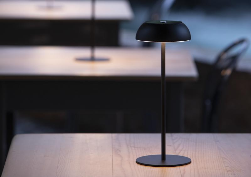 Lampade da tavolo senza fili di design